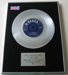 BACHELORS - I BELIEVE Platinum single presentation DISC